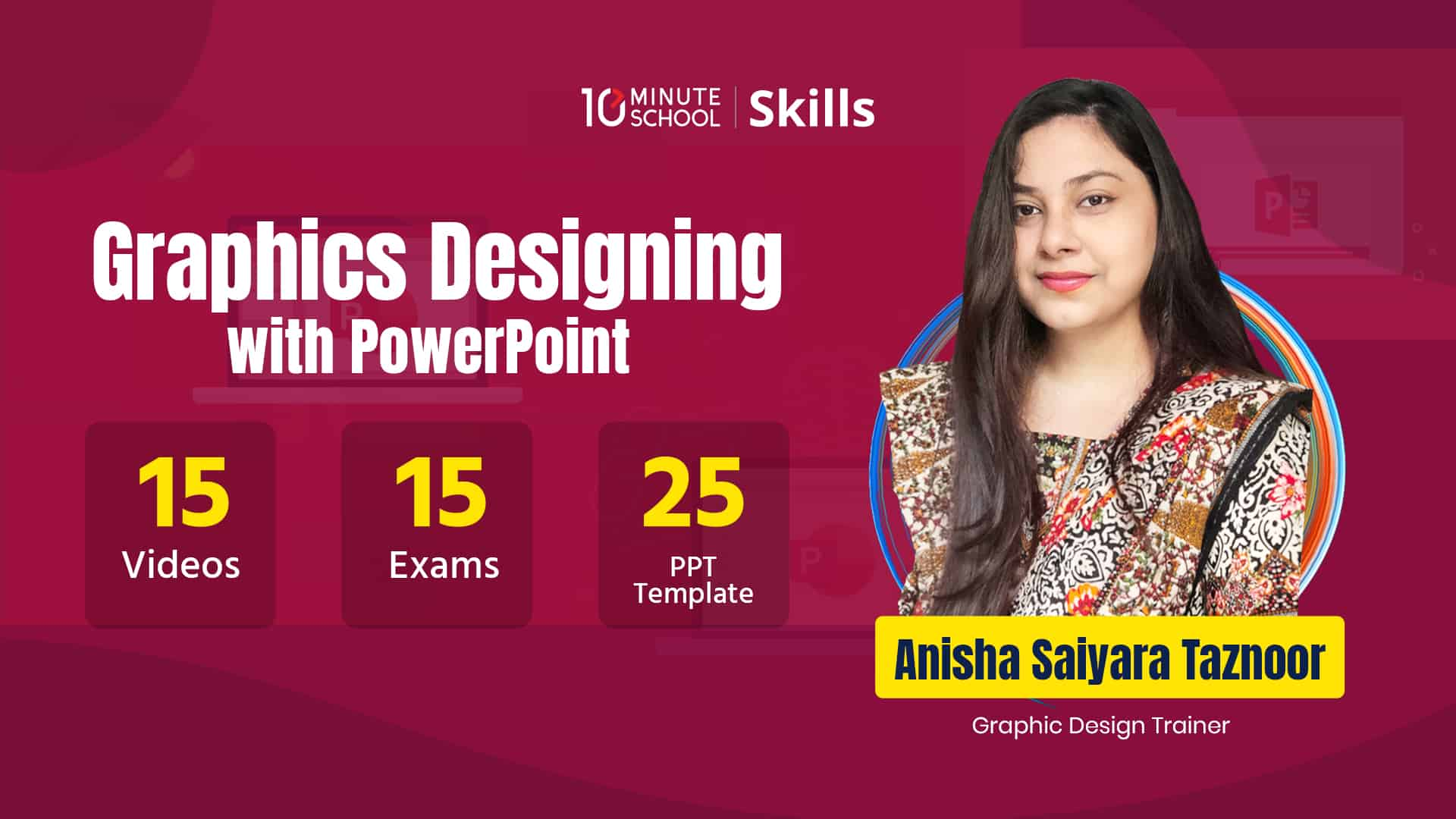 Graphic Designing with PowerPoint